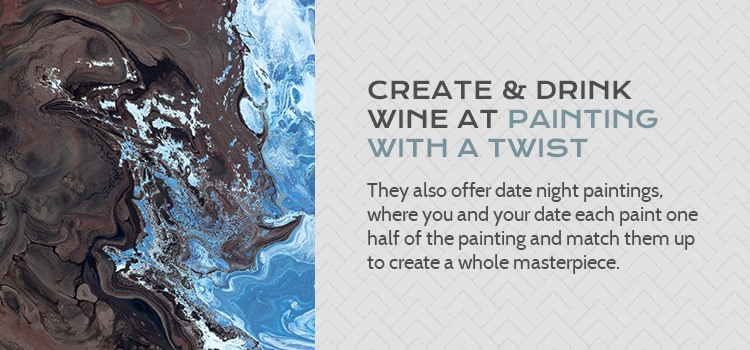 Paint and Drink Wine with your Significant Other