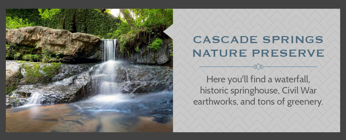 Cascade Springs Nature Preserve